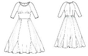 Sew Chic - Southern Belle Dress