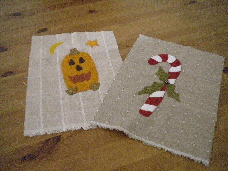 Automne et Noël (2)