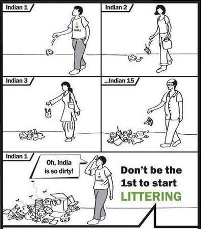 littering 2