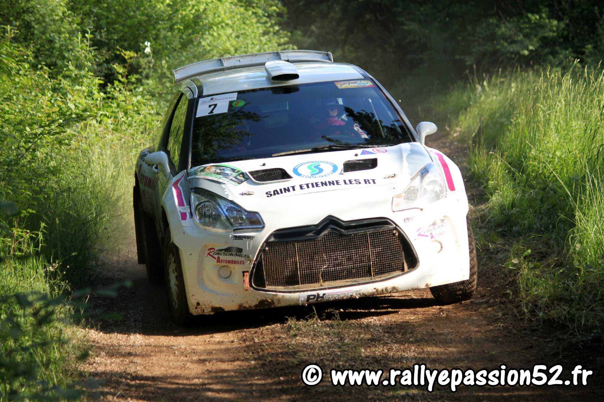Photos Rallye Terre de Langres 2016