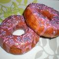 Des donuts....