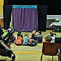 Arbre de Noël CAUDROT Maternelles 15 décembre 2016