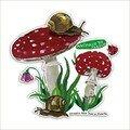 Des champignons magiques halluci...nants!
