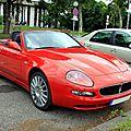 Maserati spider (Retrorencard aout 2010)