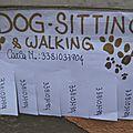 Dog-sitting ! et pourquoi pas le cul-noir sitting ?