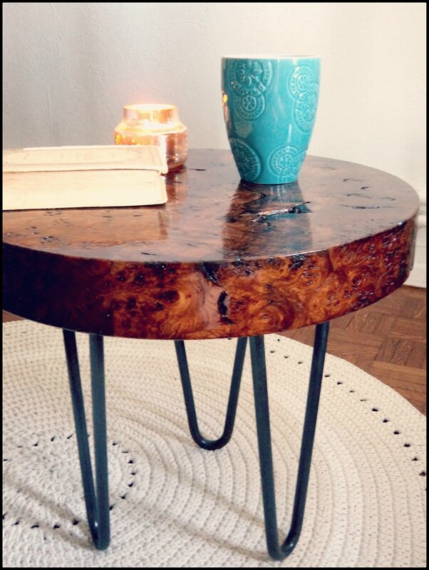 Table DIY Cam&Drey bricolent