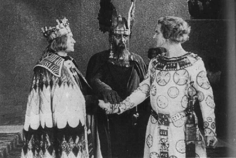 heiratete siegfried und kriemhild
