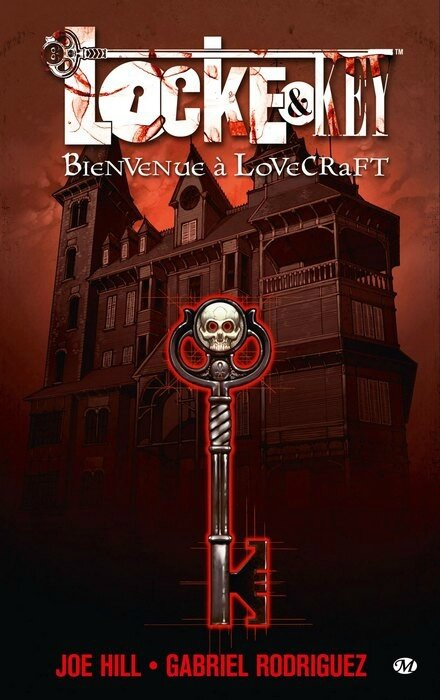 Locke & Key - Joe Hill, Gabriel Rodriguez