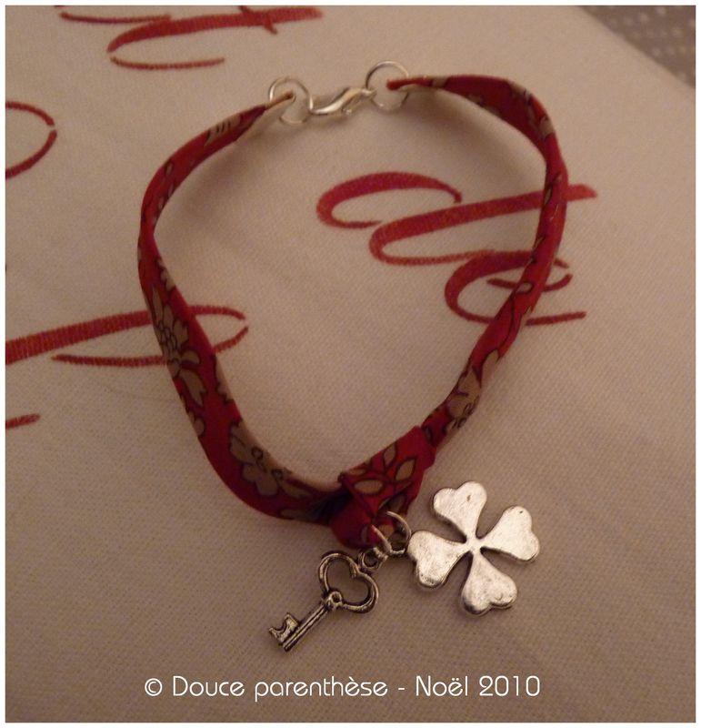 Bracelet liberty cadeau Noël 2010
