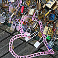 Coeur, Cadenas Pont des arts_9845