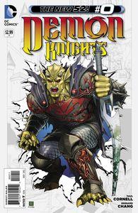demon knights 0