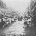 Aout 1919: le retour du 90e ri à châteauroux