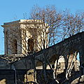 Montpellier autour du Peyrou