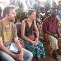 fête d arrivée à Kambolé