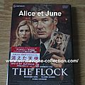 DVD The Flock-version japonaise (2006)