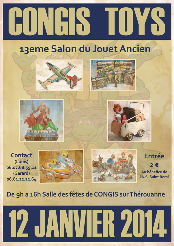 CongisToys 2014 affiche