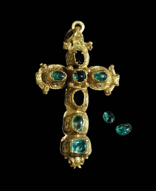 Emerald Cross
