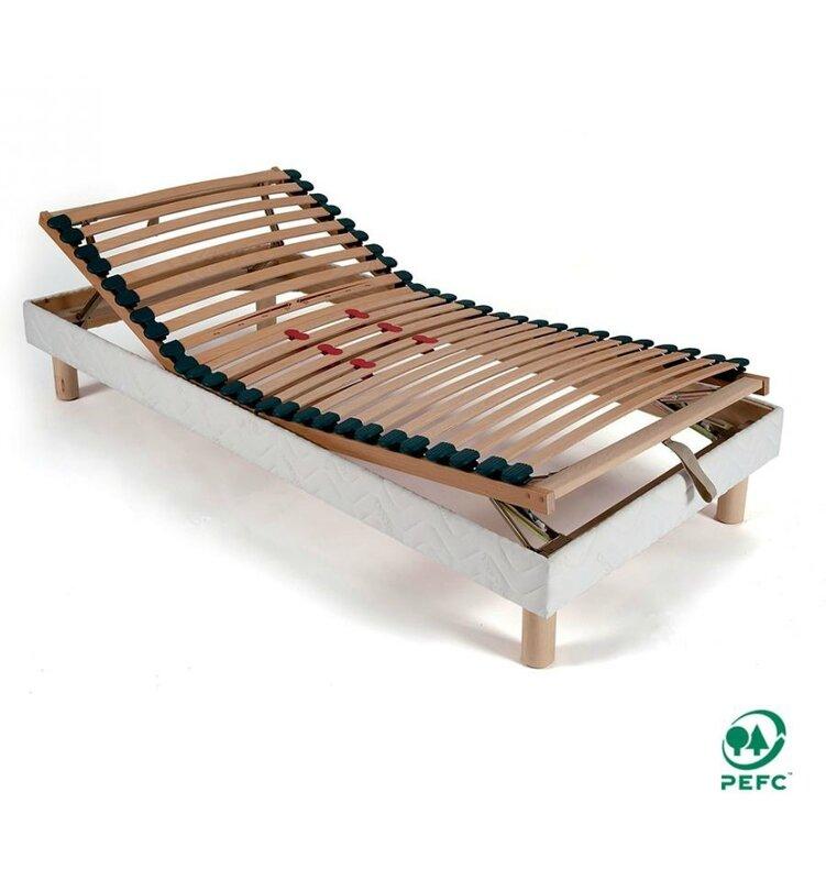 lit articulé