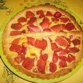 Une irrésistible envie de tarte aux fraises