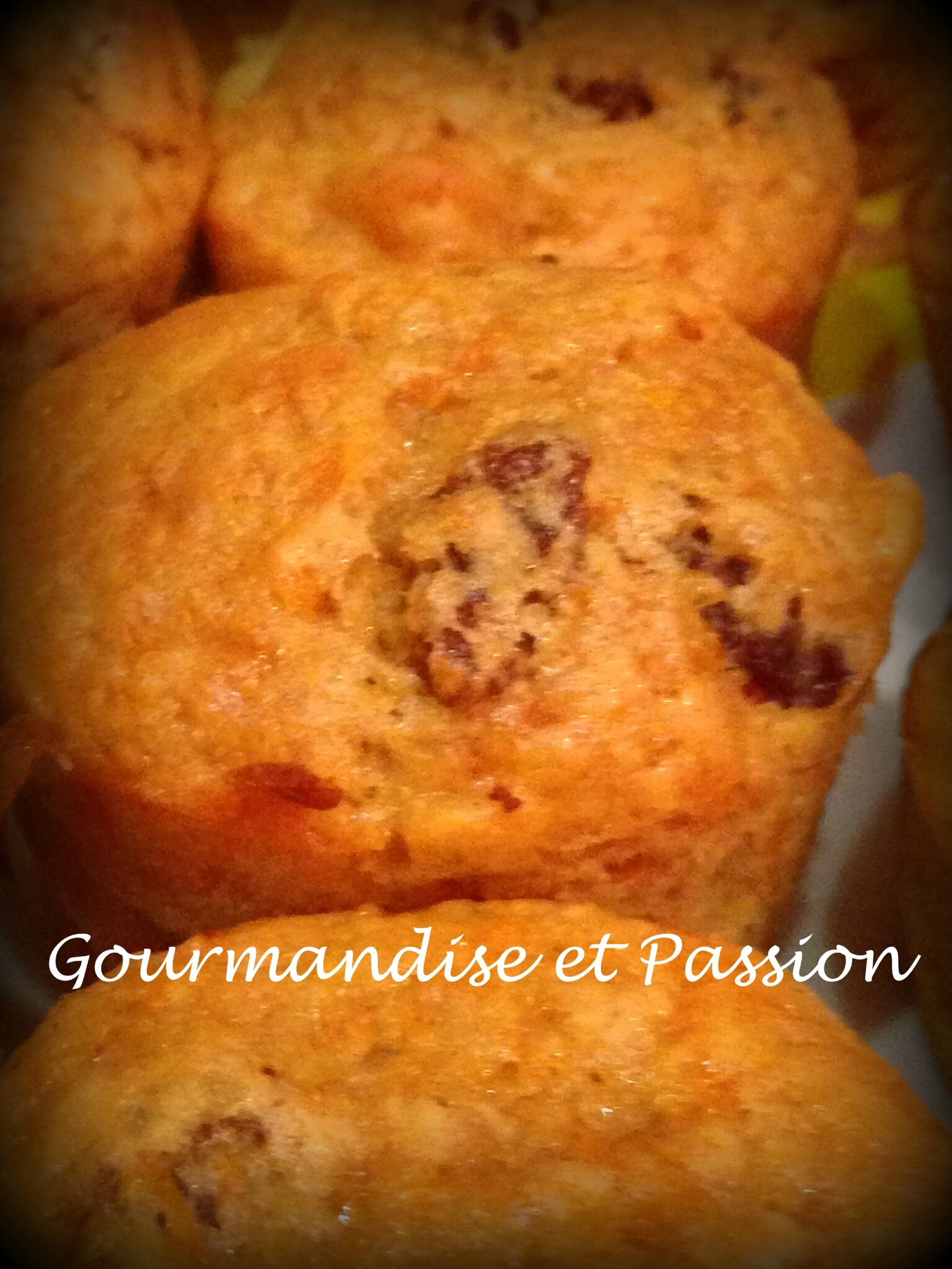 Mini muffins d'automne