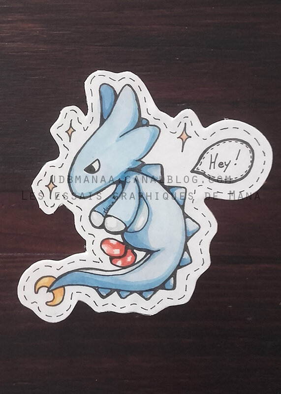 MARQUE-PAGES-FANART-PELUCHE-DRAGON-BRIDE-OF-THE-WATER-GOD-02