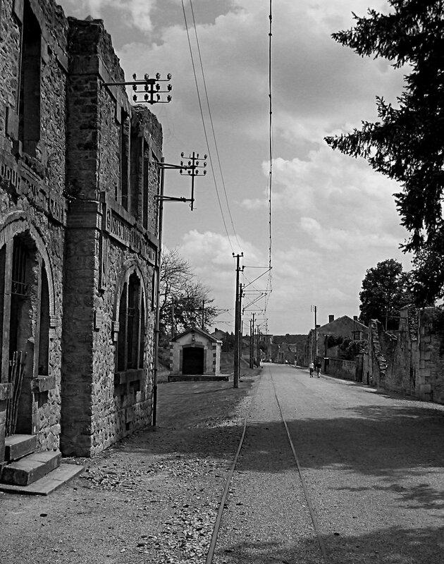 0 Oradour-sur-Glane