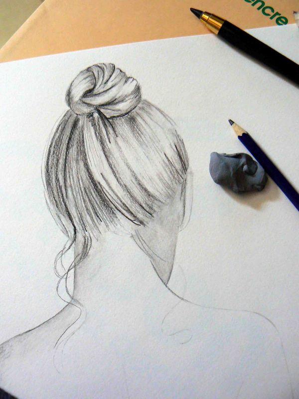 Comment dessiner nu
