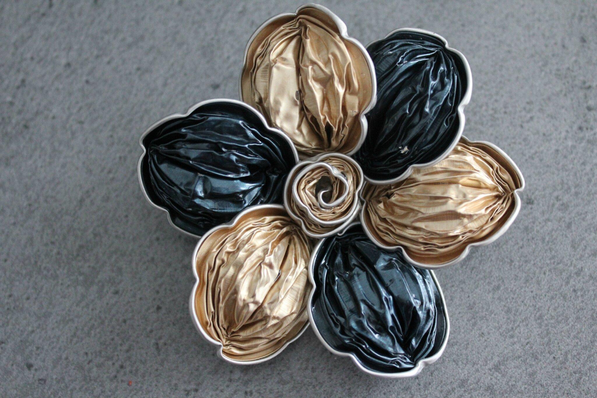 Fleur nespresso mylid es - Decoration avec capsule nespresso ...