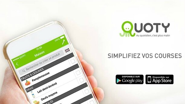 Bon Plan: Quoty, une application tout en un!