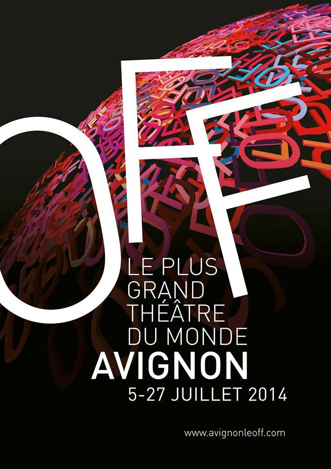 Affiche officielle OFF 2014