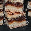 Le gâteau breton lève l'ancre et met le cap sur l'hémisphère sud: gâteau breton au confit d'ananas, girofle et vanille