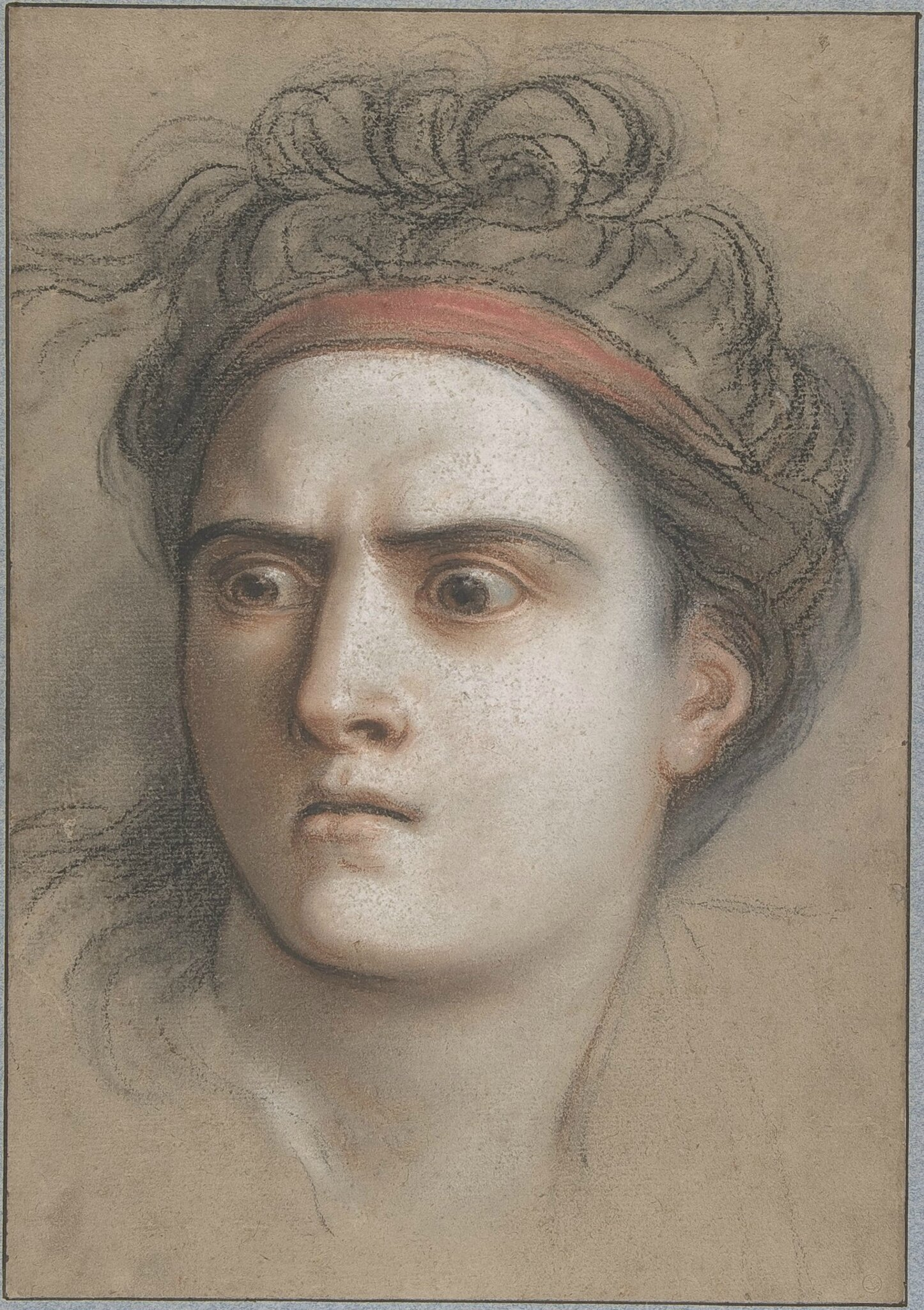 'About Face: Human Expression on Paper' on view at the Metropolitan Museum of Art