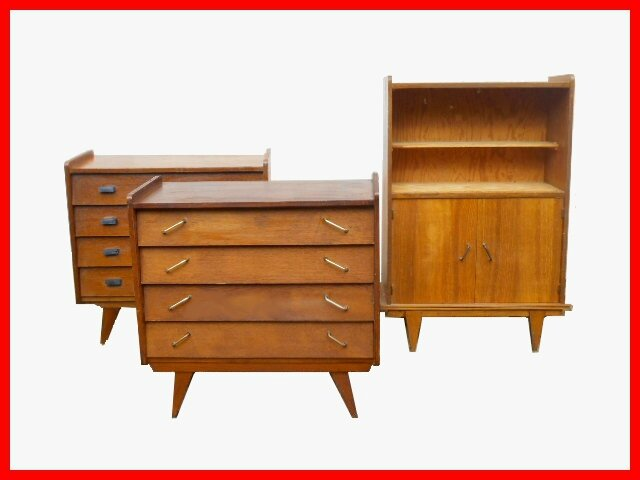 commodes vintage annees 60 70 vendues meubles d co vintage design scandinave. Black Bedroom Furniture Sets. Home Design Ideas