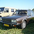 Renault 30 tx v6 injection