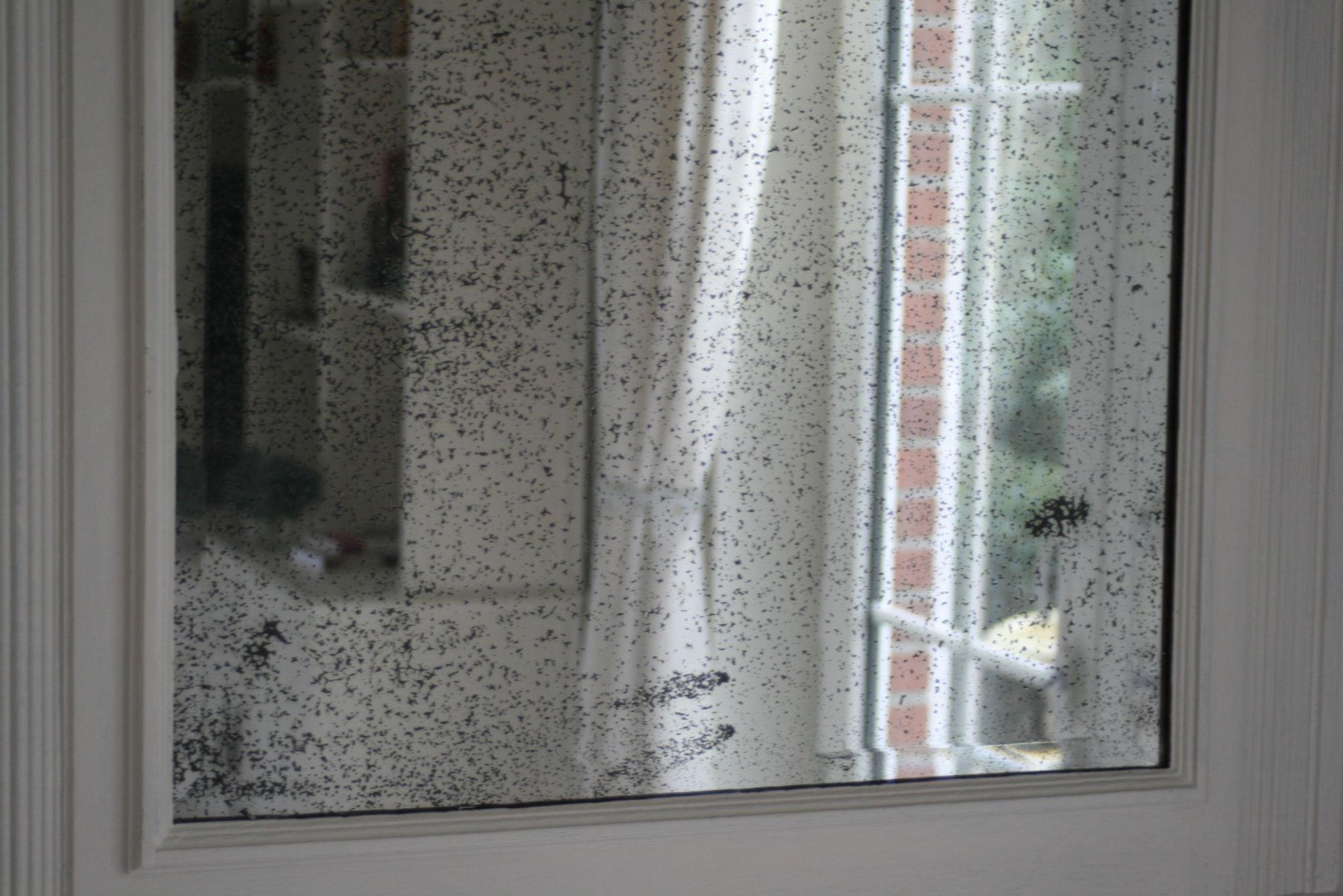Trumeau la maison de b a for Vieillir miroir