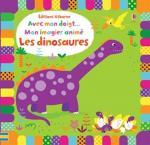doigt dinosaures