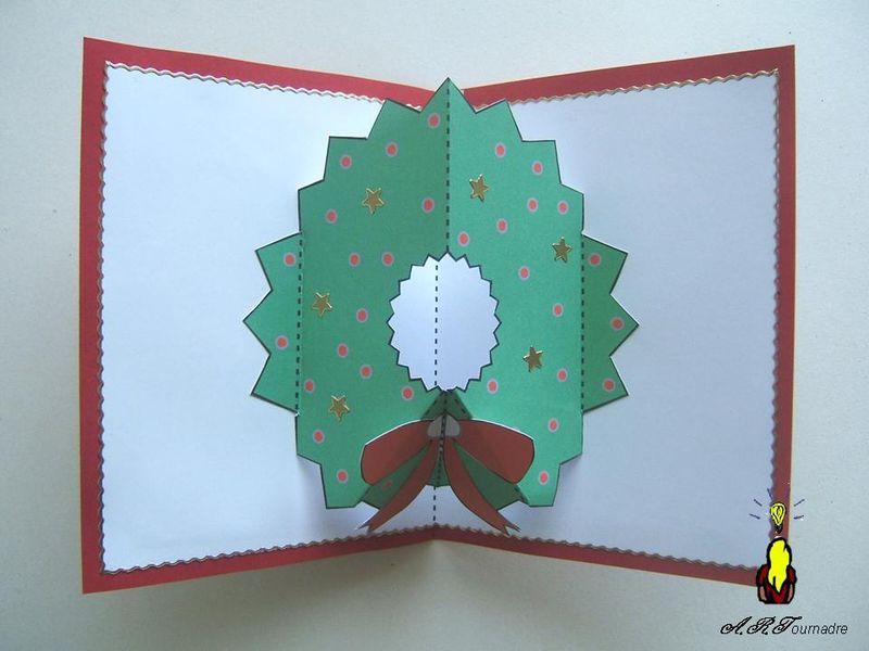 Carte pop up la couronne de matthew reinhart les passions d 39 art for Comfabriquer une carte de noel