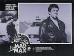 Mad Max lobby card australienne 6