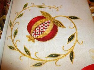 goldwork-pomegranate