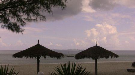 Kigamboni, plage