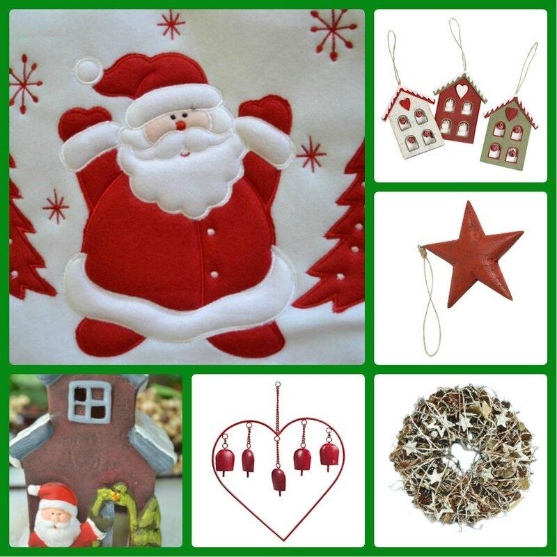 Bourg La Reine Decoration Noel
