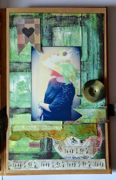 Mini Album Coffret Graphic' 11 - Crop Fatiha Mars 2013