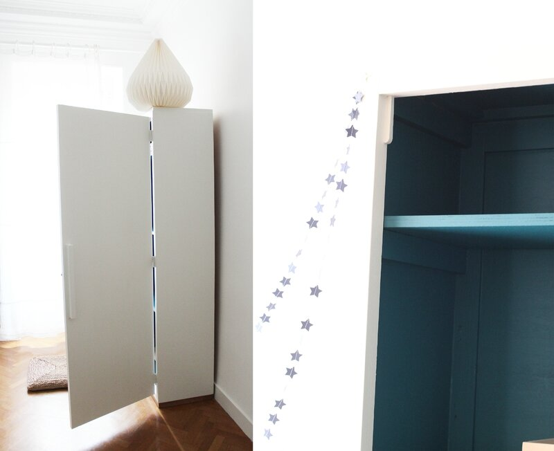 Armoire vestiaire une porte TRENDY LITTLE 7
