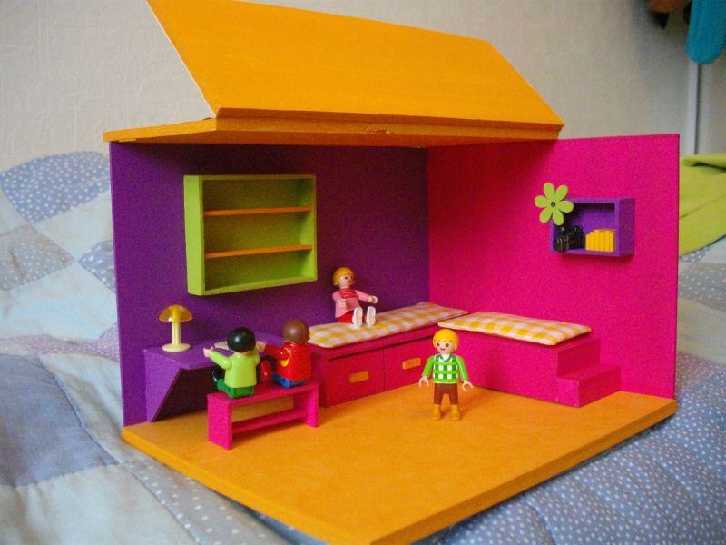 Playmobil Petit Boite De Chambre