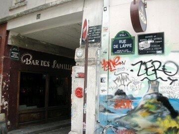 Rue de Lappe...