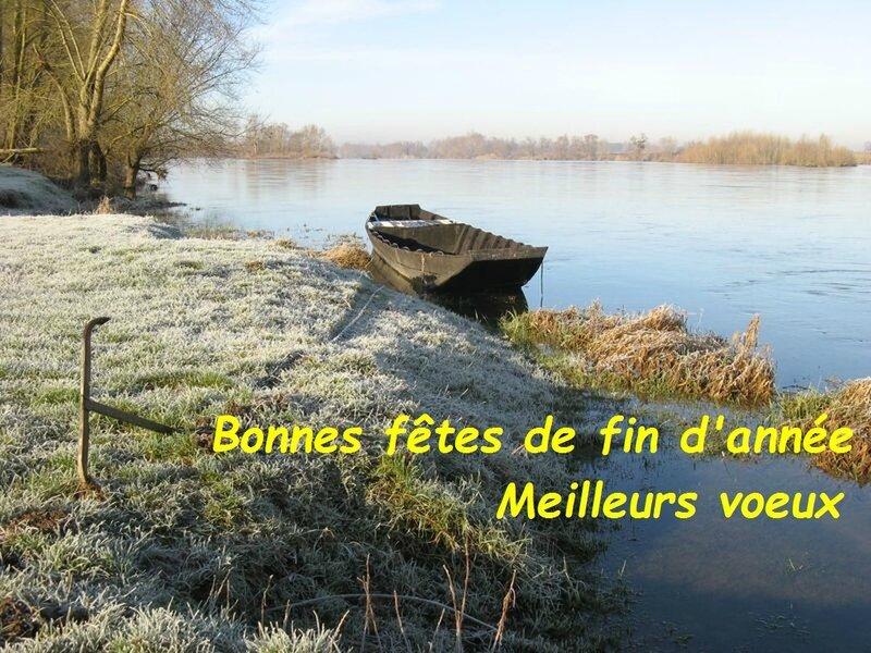 2015 Bonnes fêtes et Voeux-vers St Dyé-sur-Loire