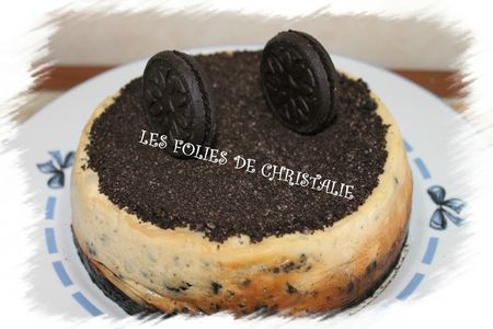 Cheesecake oréo 9