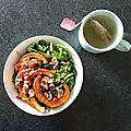 Salade réconfortante