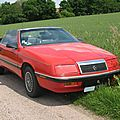 Chrysler le baron convertible (1988-1992)