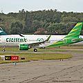 Citilink (Garuda Indonésia) NEO